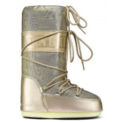 Moon Boot Pixie gold